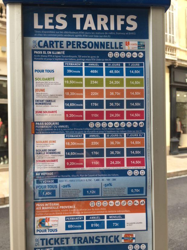 Gratuité des transports en commun : une option crédible pour Marseille ? 1
