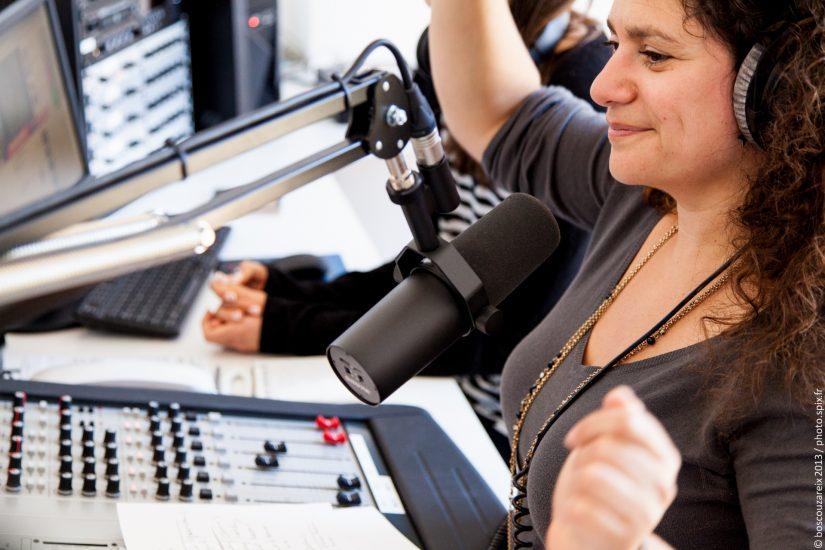 Un studio radio pour ados en souffrance 1