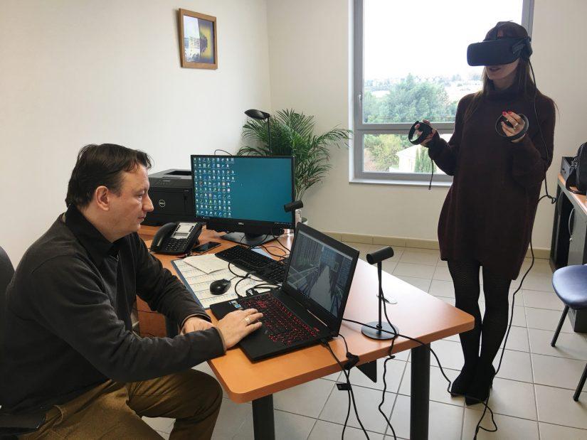 Quand la réalité virtuelle aide à guérir les phobies 1