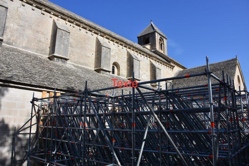 En mauvais état, l'abbaye de Sénanque en appelle aux dons 2