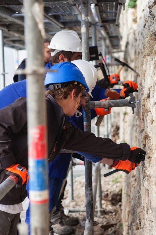 Retrouver travail et fierté grâce aux monuments historiques 4