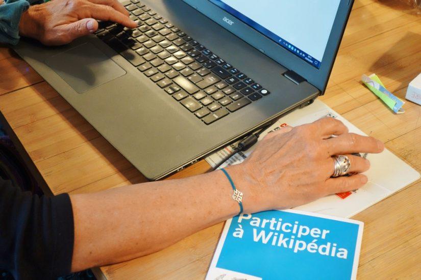 La lutte pour l'égalité femme/homme... jusque sur Wikipédia 3