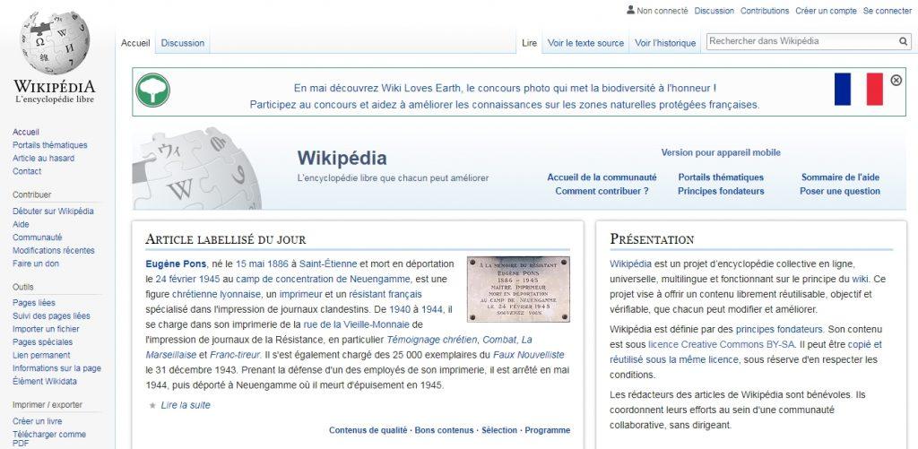 La lutte pour l'égalité femme/homme... jusque sur Wikipédia 4