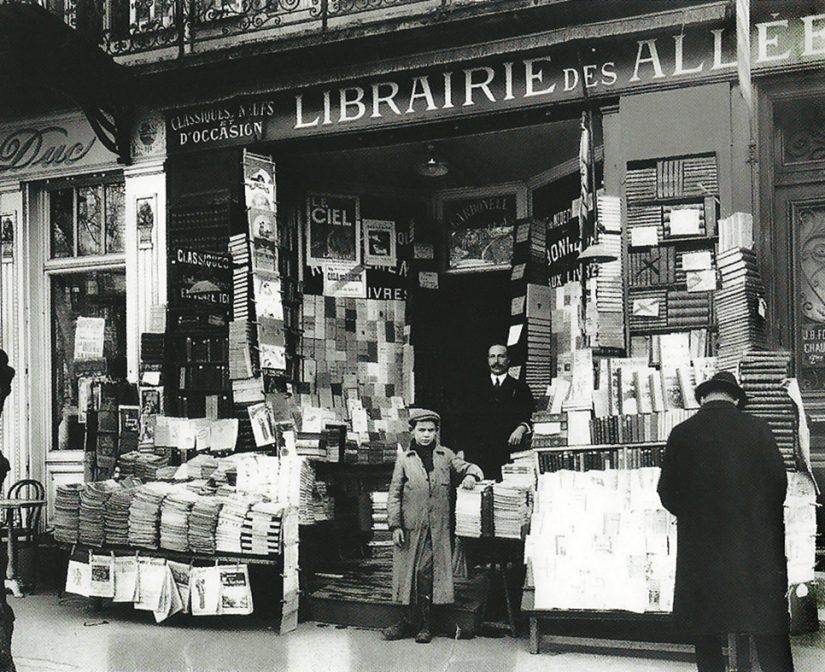 Les confidences d'une librairie centenaire et en bonne santé 1