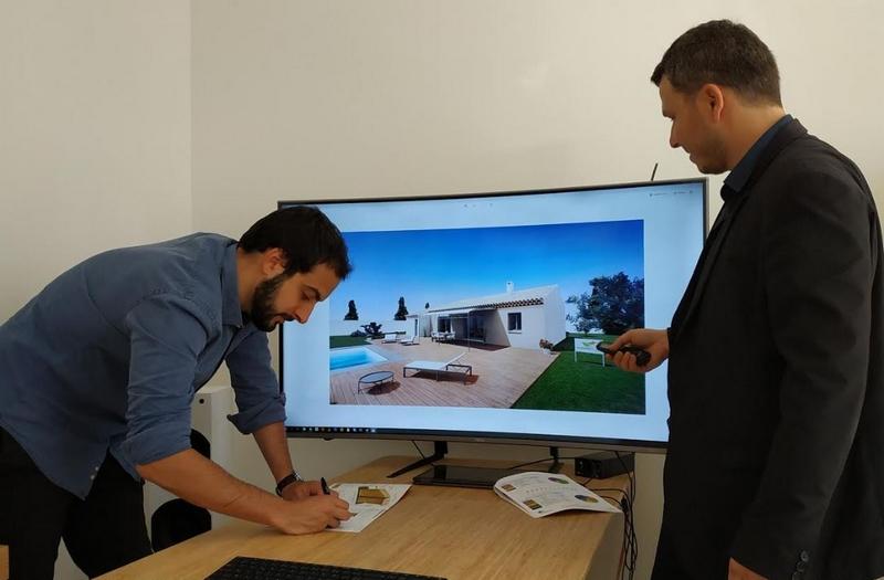Une maison positive, écologique et au prix du marché? C'est possible!