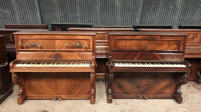 Encore plus belle, la deuxième vie des pianos