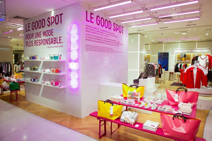 Les Galeries Lafayette mobilisées pour une mode éthique et durable 4