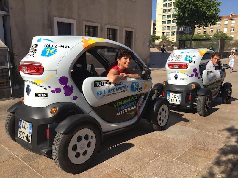 Totem Mobi espère démocratiser la mobilité partagée des petits trajets 1