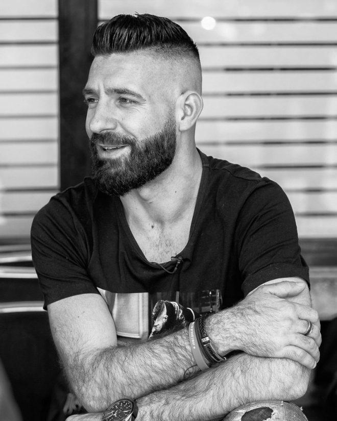 Kevin Ortega, le coiffeur solidaire des sans-abris 1