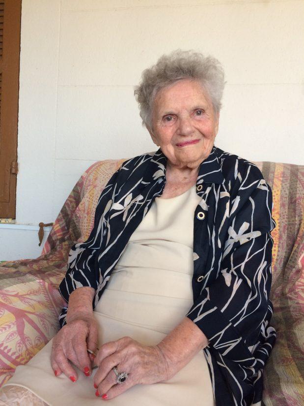 Madeleine, 103 ans, à la tête de cinq générations de femmes 10