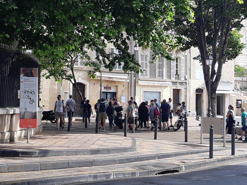[Série] Tourisme et seuil de tolérance à Marseille #4 Prise de conscience...enfin !