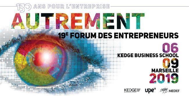 Un forum pour dessiner Autrementle monde économique. Vraiment? 1