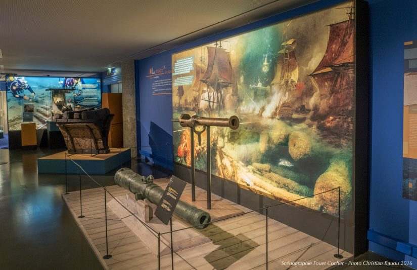L'archéologie sous-marine, c'est à Marseille ça se passe 6