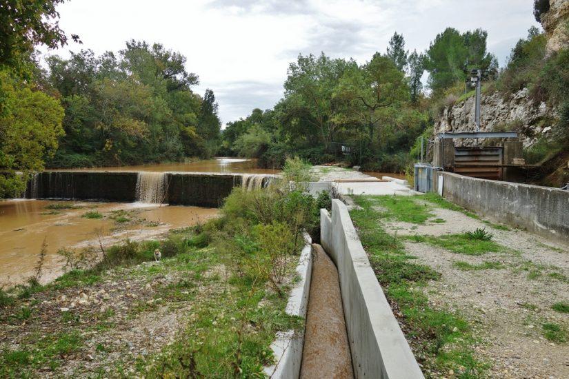 À Velaux, 150 foyers alimentés en électricité à la seule force de l'eau 1