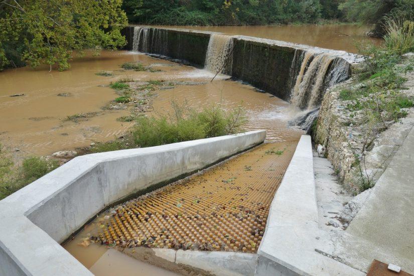 À Velaux, 150 foyers alimentés en électricité à la seule force de l'eau