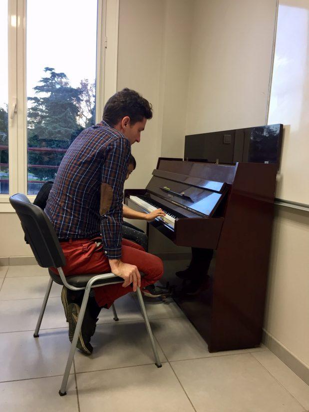Le piano adoucit la vie de quartier 1
