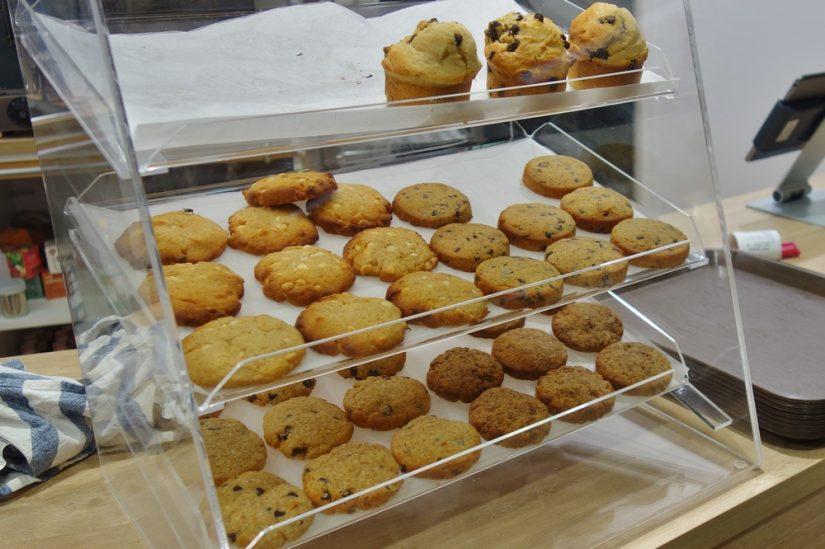 Du pain invendu recyclé en cookies anti-gaspi 1