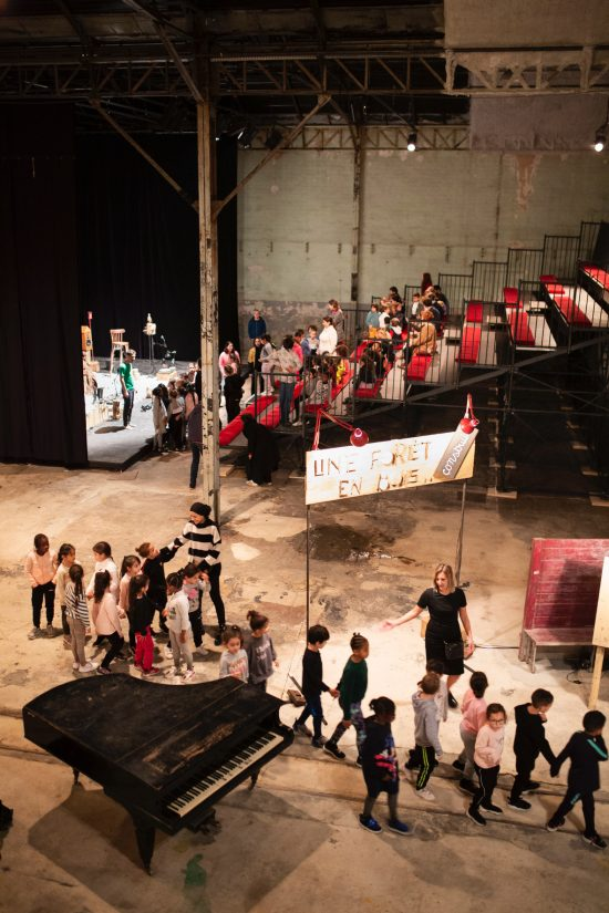 Le ZEF, la scène nationale qui souffle sur Marseille du Nord… au Sud! 1