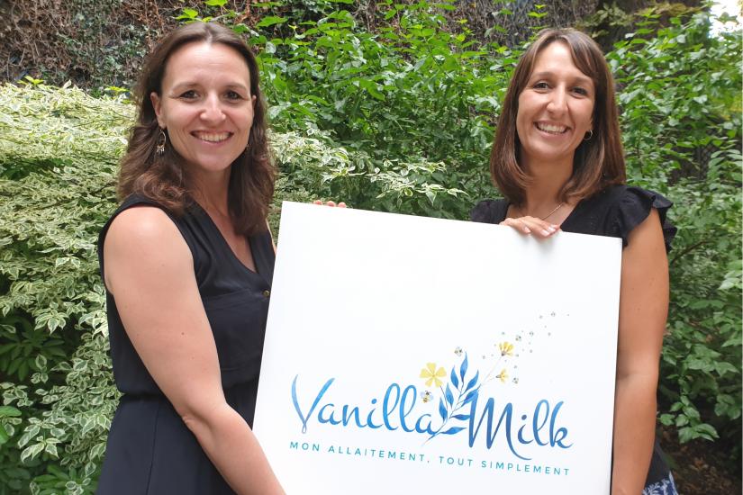 Avec Vanilla Milk, l'allaitement maternel a (enfin) sa communauté 1