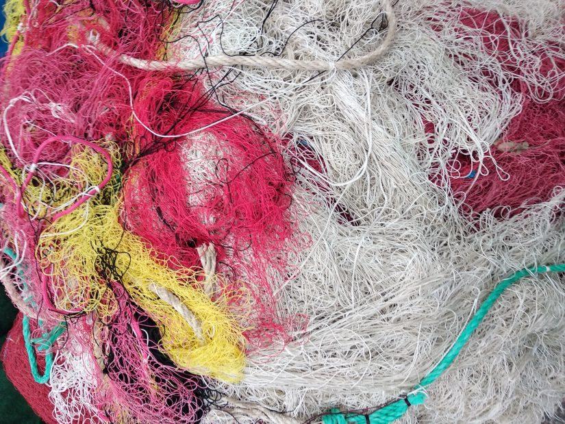 Libérer la mer de ses vieux filets de pêche et les valoriser 2