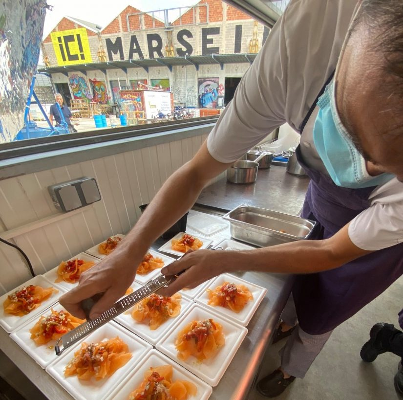 La cuisine solaire a désormais sa première adresse à Marseille 1
