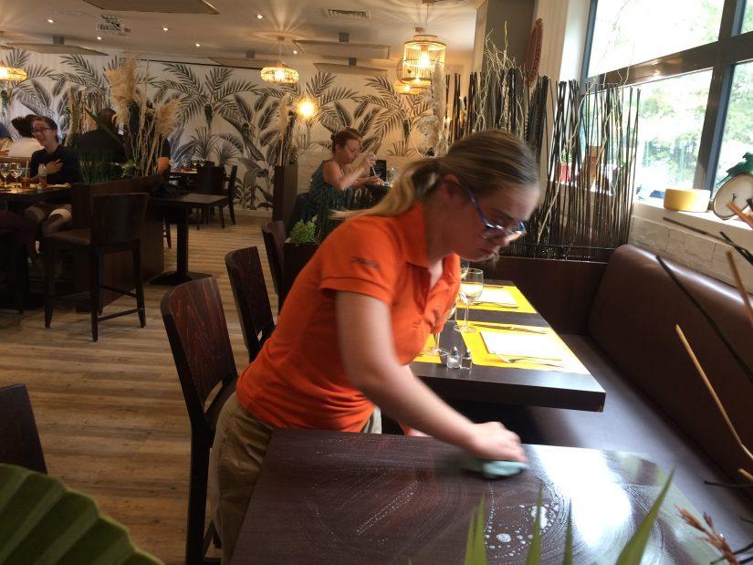 Un restaurant emploie des jeunes porteurs de la trisomie 21 2
