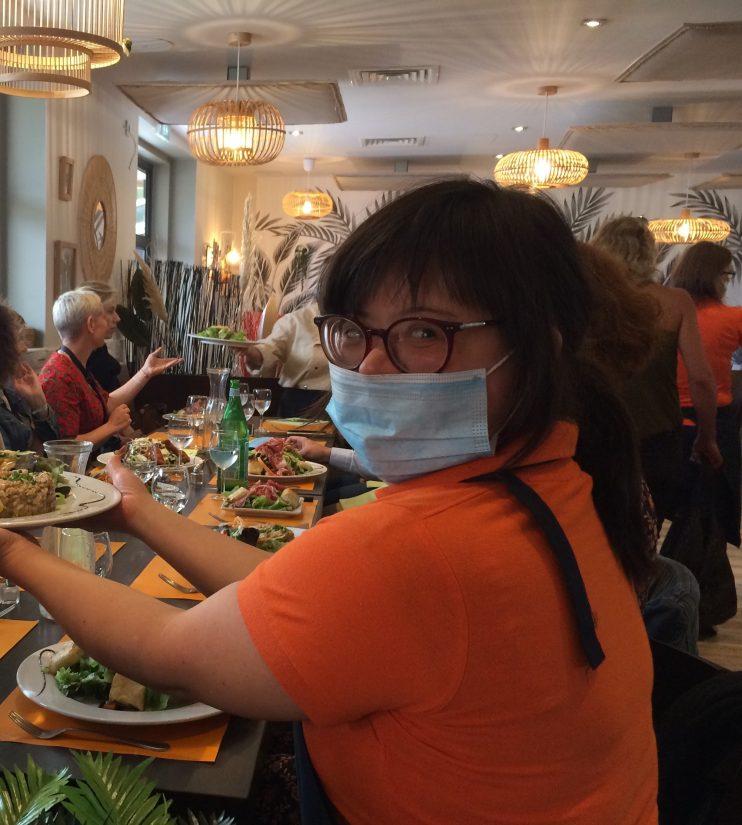 Un restaurant emploie des jeunes porteurs de la trisomie 21 4