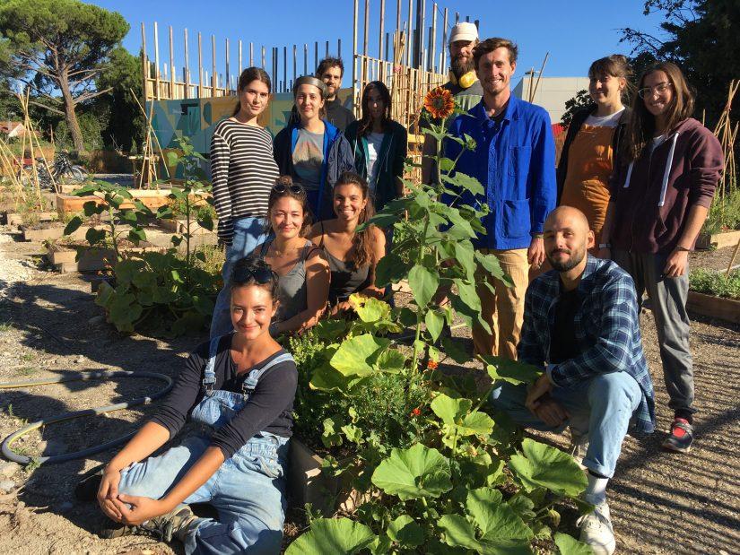 Le Tipi, la ferme urbaine qui écoute pousser la nature 5