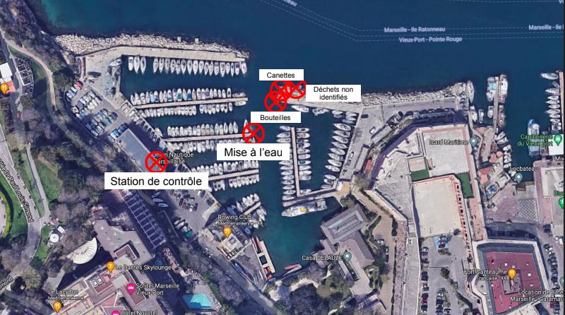Nettoyage du Vieux-Port de Marseille en mode High Tech! 4
