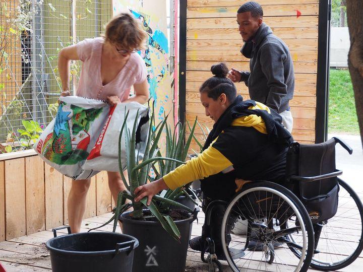 Personnes valides et handicapées sous le même toit 4