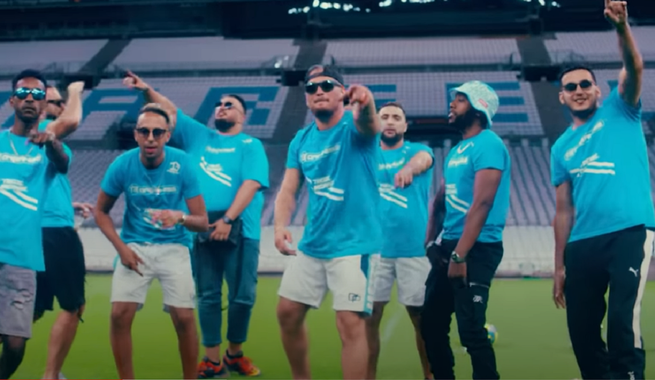 Rap:ces Marseillais qui transforment le plomb en or! * 6