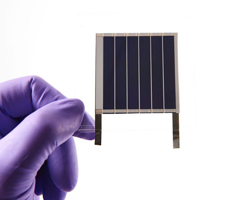 Les cellules solaires organiques du CEA, alliées des objets connectés 1