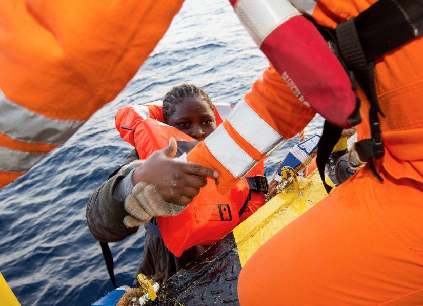 Migrants: SOS Méditerranée reprend ses patrouilles 1
