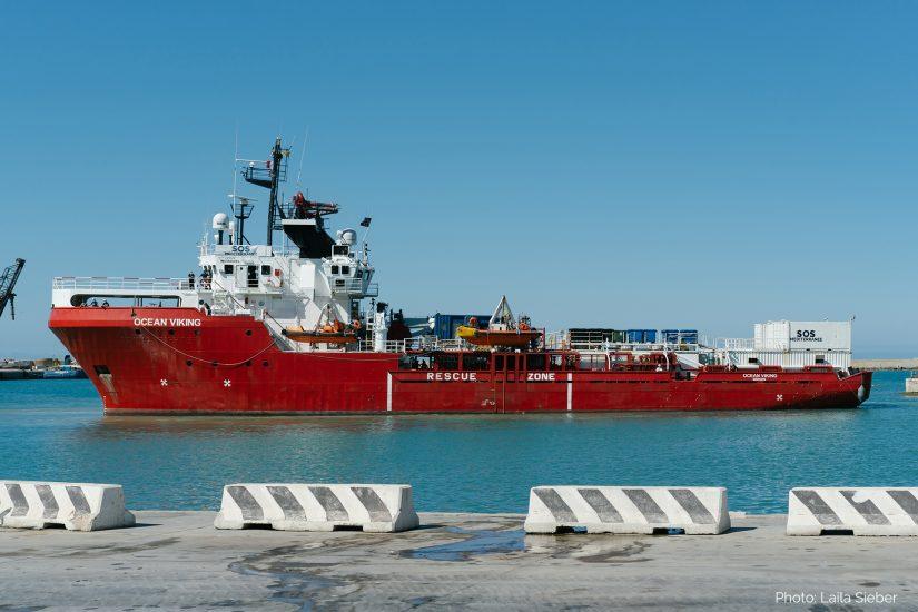 Migrants: SOS Méditerranée reprend ses patrouilles 3