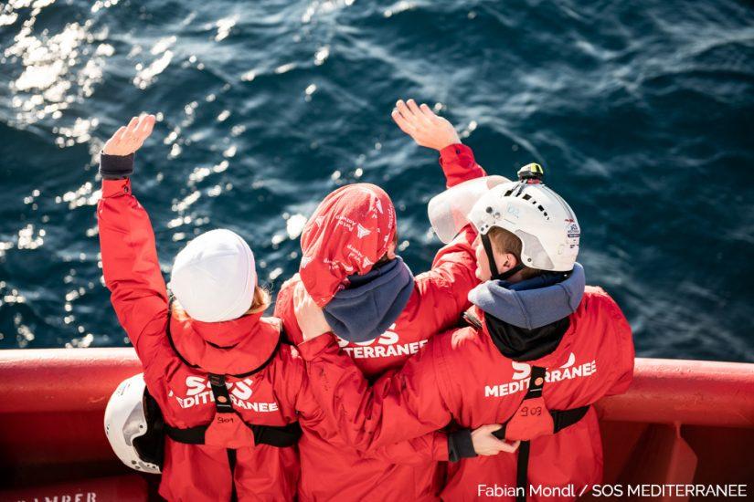 Migrants: SOS Méditerranée reprend ses patrouilles 6