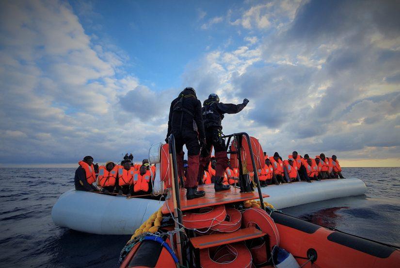 Migrants: SOS Méditerranée reprend ses patrouilles