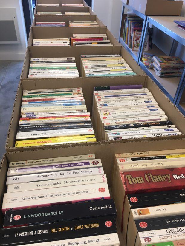 Recyclivre, librairie d'occasion solidaire et engagée 2