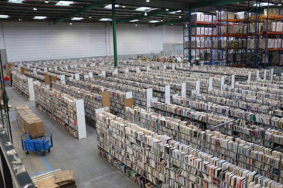 Recyclivre, librairie d'occasion solidaire et engagée 3