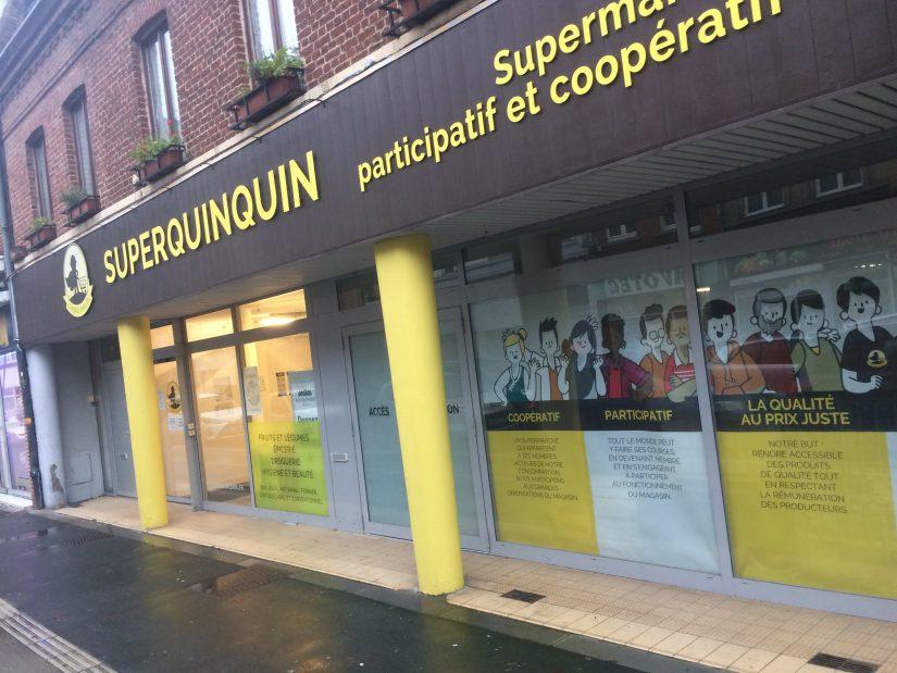 Superquinquin à Lille : l'épicerie où le client est à la fois acheteur et vendeur 1