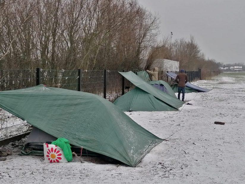 À Calais, des hébergeurs solidaires pour permettre aux migrants de souffler 1