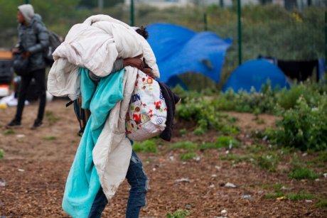 À Calais, des hébergeurs solidaires pour permettre aux migrants de souffler