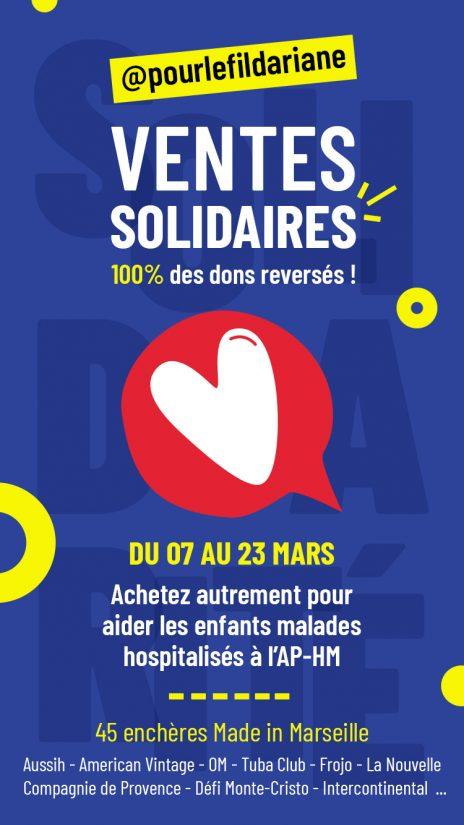 [Au fait !] Vente aux enchères solidaire @pourlefildariane 1