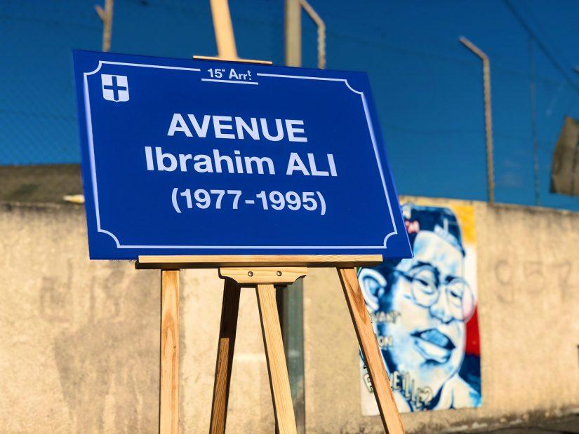 Soly, gardien de la mémoire d'Ibrahim Ali