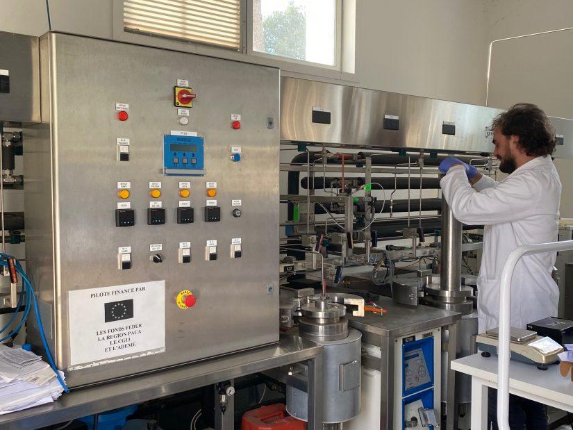 Les usines propres carburent au dioxyde de carbone 3