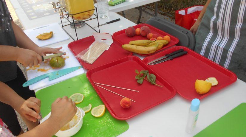 Au Centre social de l'Horloge, l'alimentation comme prétexte au vivre-ensemble 3