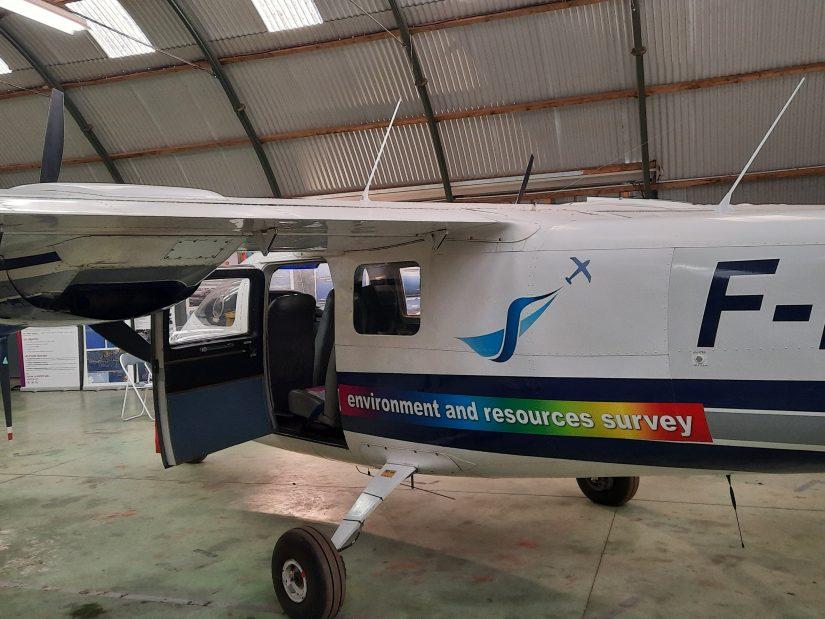 Des avions pour repérer les passoires thermiques 4