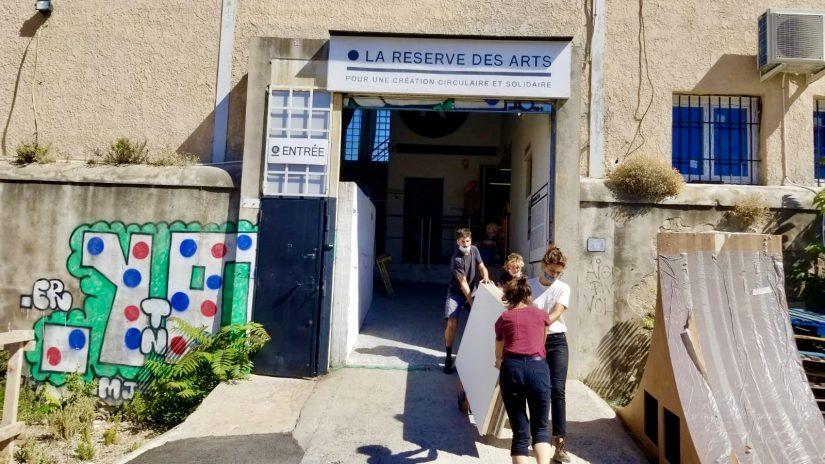 La Réserve des arts à Marseille