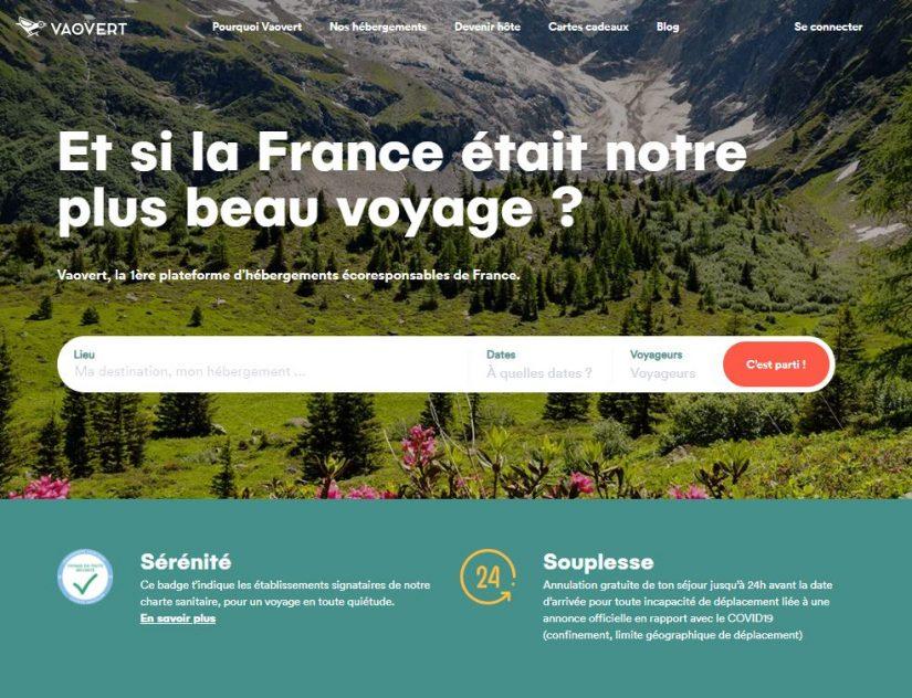 Tourisme #4 : Cinq applications et sites utiles pour le voyageur engagé - ©Vaovert