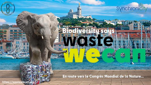 À Marseille, le monde au chevet de la nature 1