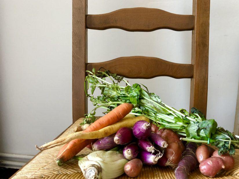 Doula légumes